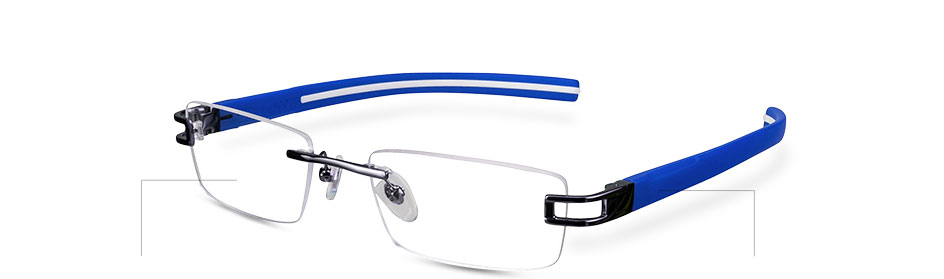 Eyeglasses with Transition Lenses