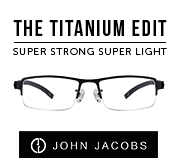 John Jacobs Titanium Collection