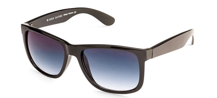 Black Blue Wayfarer