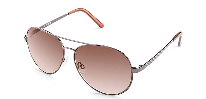 Brown Gradient Aviator