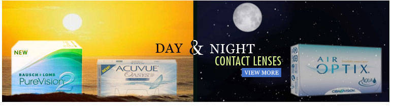 Day Night Eye Contact Lenses