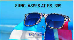 Sunglasses Prices - 250- 500 RS