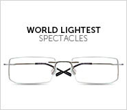 World Lightest Spectacles