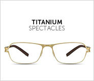 Ultra Light Weight Spectacles