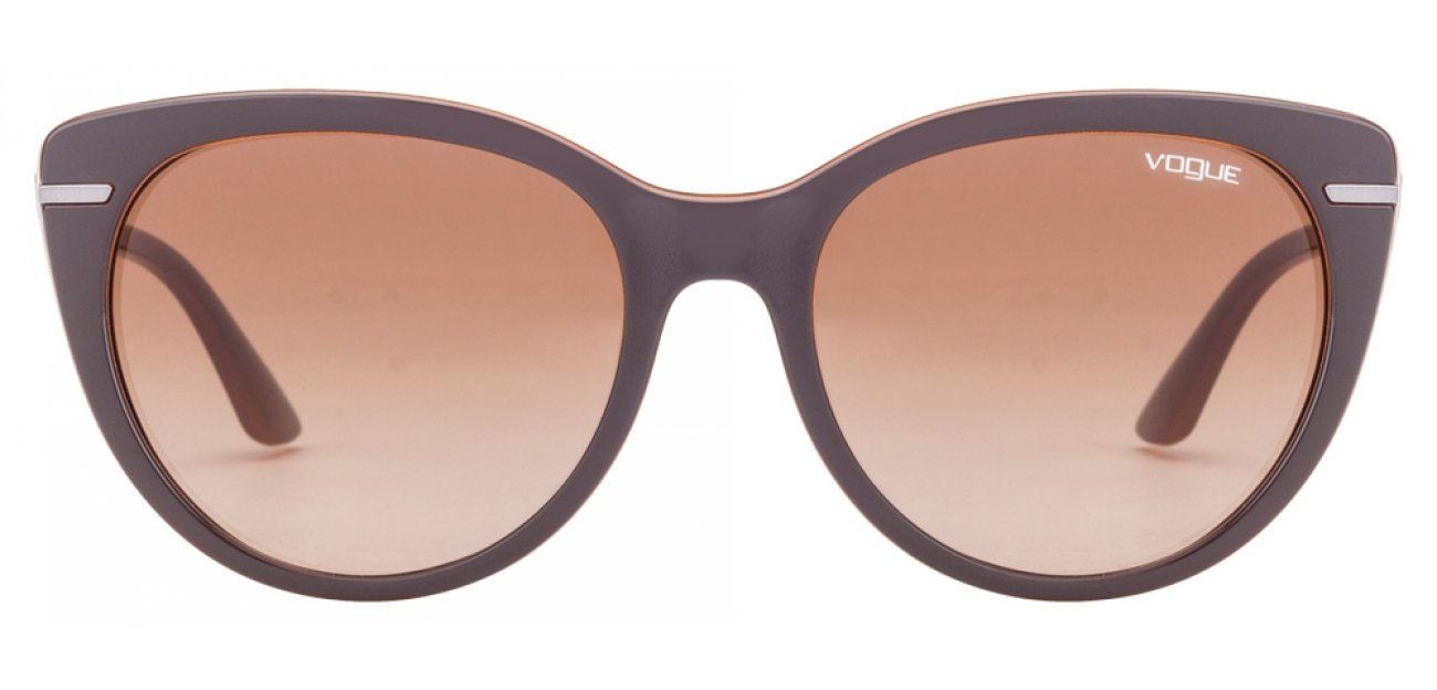Vogue VO2941 2279/13 Size:56 Brown Brown Gradient Women's Sunglasses