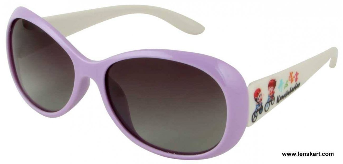 Cute 2013 Baby Violet Kids Sunglasses