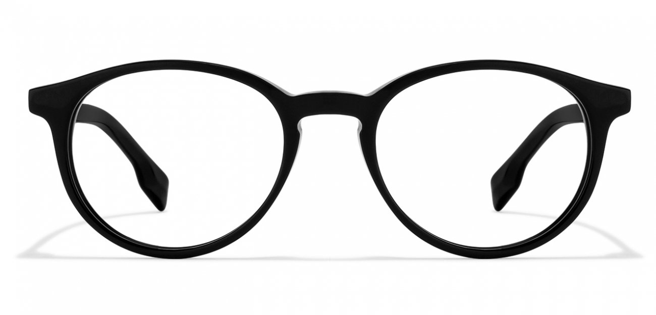 John Jacobs Bond Street  JJ E10334 Black C1 Women's Eyeglasses