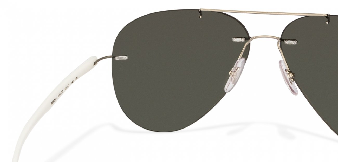 aff4aacec5 Shop online for Ray-Ban RB8058 Size 59 Silver Mirror 003 30 Aviator
