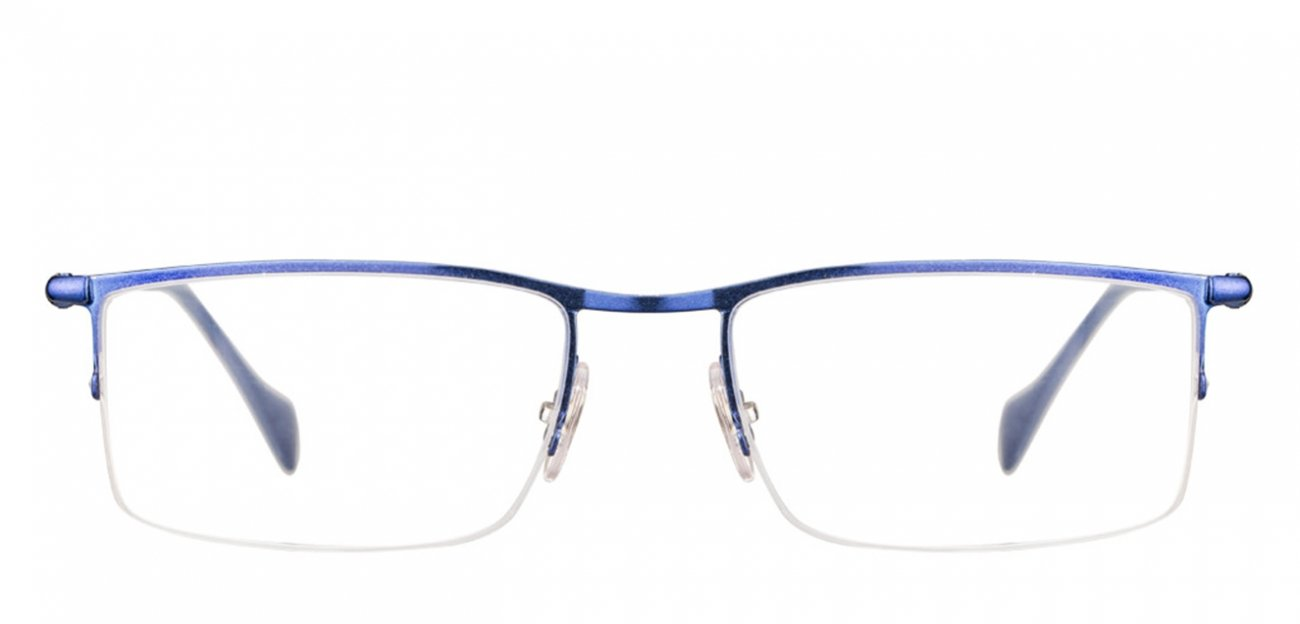 Best Lightweight Eyeglass Frames : Ray-Ban RX6291 Size:52 Light Blue 2787 Eyeglasses at Best ...