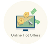 ONLINE HOT OFFERS