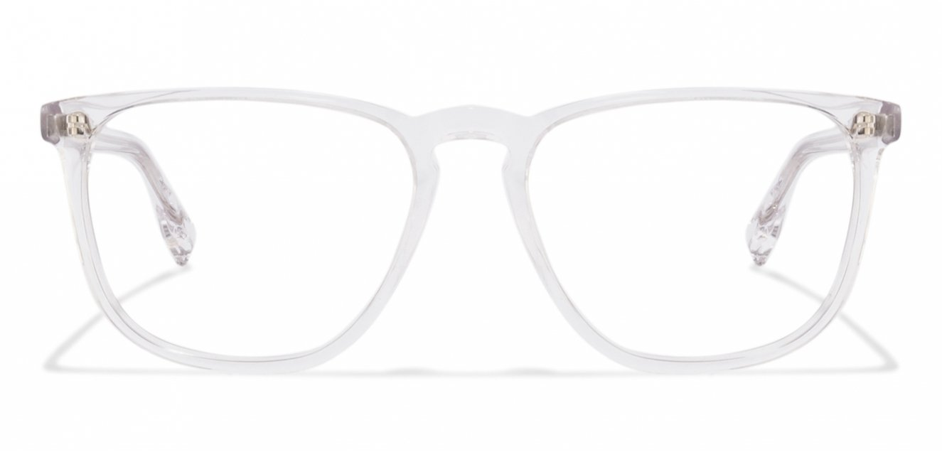 18c856bbd87 Transparent Silver Full Rim Wayfarer Shape Medium (Size-53) John Jacobs  Rich Acetate JJ E10235-C6 Eyeglasses