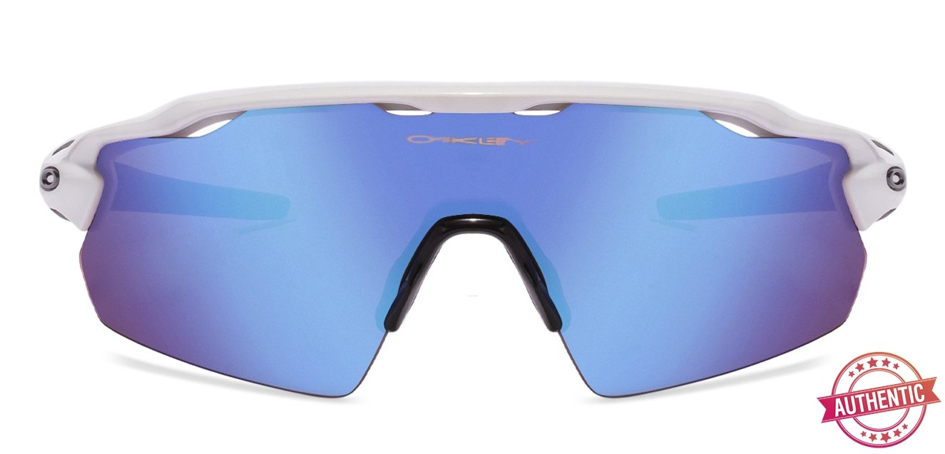 b422c15d8a Oakley OO9211 Large (Size-138) White Blue Green Mirror 5 Unisex Sunglasses