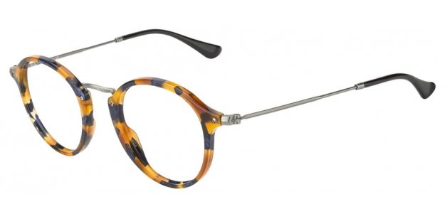d136f96260 Shop online for Ray-Ban Rx2447 Small (Size-47) Tortoise Blue Black 5492  Unisex Eyeglasses