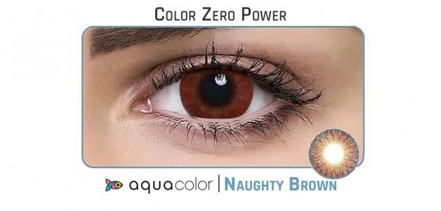 Aquacolor  Naughty Brown
