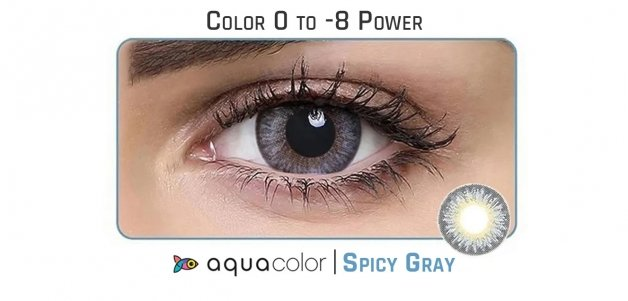 Aquacolor  Spicy Gray