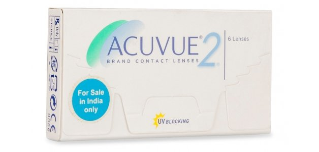 Johnson & Johnson Acuvue2