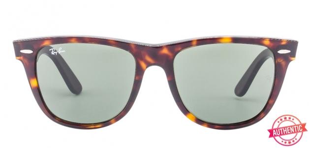 c6558c82e4d44 product-img. Ray-Ban RB2140 Small (Size-54) Tortoise Green 902 Men  Sunglasses