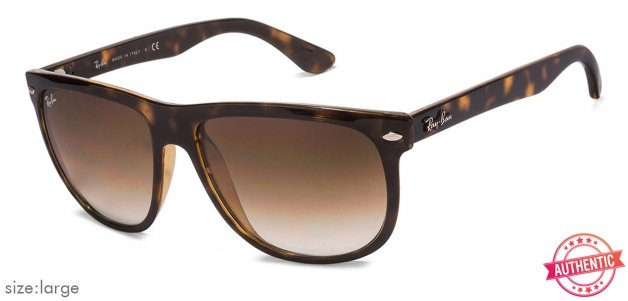4a12ee0663e Ray-Ban RB4147 Large (Size-56) Tortoise Brown Gradient Men 710-51 Sunglasses
